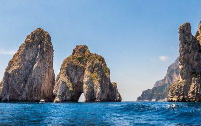 vacanza a Capri: l'isola delle sirene